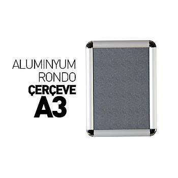 Alüminyum Rondo Çerçeve A3