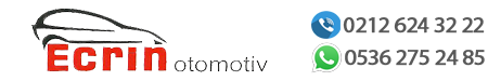 Ecrin Bmw Yedek Parça, Mercedes Yedek Parça, Range Rover, Land Rover, Mini Cooper Yedek Parça