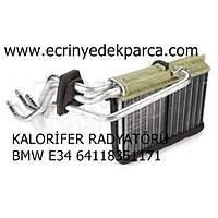 Bmw 5 Seri E34 Kasa Kalorifer Radyatörü