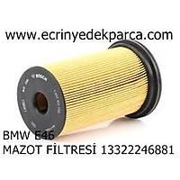 BMW E46 MAZOT FÝLTRESÝ 13322246881