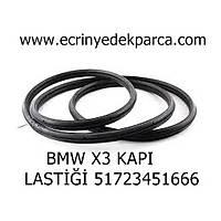 BMW X3 KAPI LASTÝÐÝ 51723451666