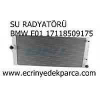 Bmw 7 Seri F01 Kasa Su Radyatörü
