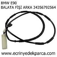 Bmw 3Seri E90 Kasa Balata Fiþi Arka