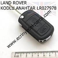 LAND ROVER KODLU ANAHTAR LR027978