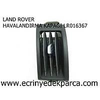 LAND ROVER FREELANDER2 HAVALANDIRMA KAPAÐI LR016367