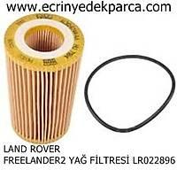 LAND ROVER FREELANDER2 YAÐ FÝLTRESÝ LR022896