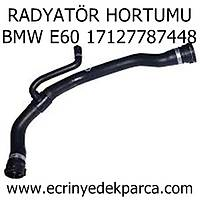 RADYATÖR HORTUMU BMW E60 ALT 17127787448