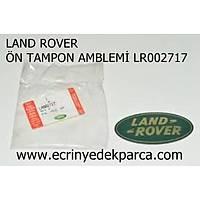 LAND ROVER ÖN TAMPON AMBLEMÝ LR002717