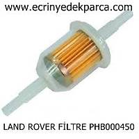 LAND ROVER FREELANDER1 FÝLTRE PHB000450
