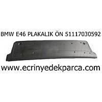 Bmw 3Seri E46 Kasa Plakalýk Ön