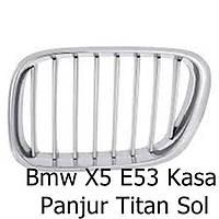 Bmw X5 E53 Kasa Panjur Titan Sol