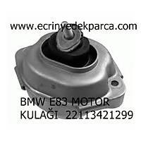 BMW E83 MOTOR KULAÐI 22113421299