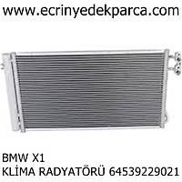BMW X1 KLÝMA RADYATÖRÜ 64539229021