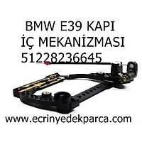 KAPI MEKANÝZMASI ARKA BMW E39 SOL ÝÇ 51228236645