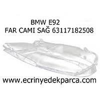 BMW E92 FAR CAMI SAÐ 63117182508