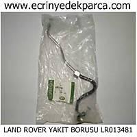 Land Rover Yakýt Borusu