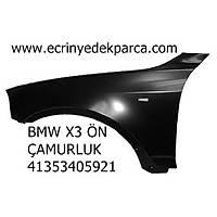 BMW X3 ÖN ÇAMURLUK 41353405921