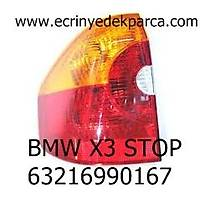 STOP KOMPLE DIÞ BMW X3 SARI 63216990167