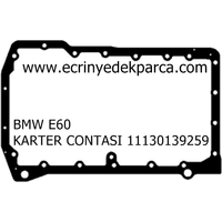 Bmw 5Seri E60 Kasa Karter Contasý