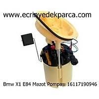 Bmw X1 E84 Mazot Pompasý