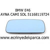 Bmw 3Seri E46 Kasa Ayna Camý Sol