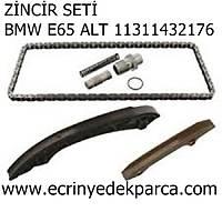 Bmw 7 Seri E65 Kasa Zincir Seti Alt