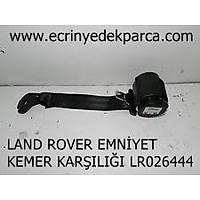 LAND ROVER EMNÝYET KEMER KARÞILIÐI LR026444