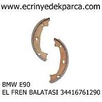 BMW E90 EL FREN BALATASI 34416761290