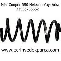 Mini Cooper R50 Helezon Yayý Arka
