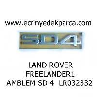 LAND ROVER FREELANDER1 AMBLEM SD 4  LR032332