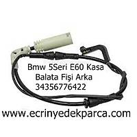 Bmw 5Seri E60 Kasa Balata Fiþi Arka 34356776422