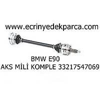 Bmw 3Seri E90 Kasa Komple Aks Mili Arka Sol