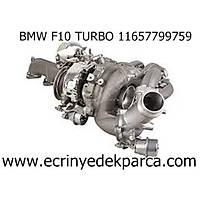 Bmw 5 Seri F10 Kasa Turbo
