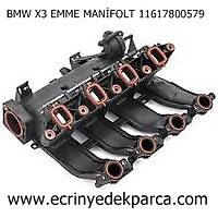BMW X3 EMME MANÝFOLT 11617800579