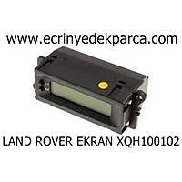 LAND ROVER FREELANDER1 EKRAN XQH100102