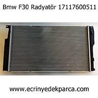 BMW F30 RADYATÖR 17117600511