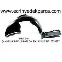BMW E46 DAVLUMBAZ ÇAMURLUK ÖN SOL 51717039677
