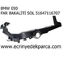 Bmw 3Seri E90 Kasa Sol Far Alt Bakaliti