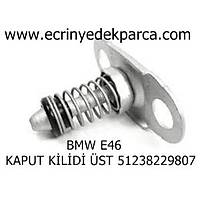 BMW E46 KAPUT KİLİDİ ÜST 51238229807