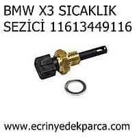 BMW X3 SICAKLIK SEZÝCÝ 11613449116