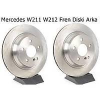 Mercedes W211 W212 Fren Diski Arka
