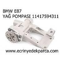 BMW E87 YAĞ POMPASI 11417594311