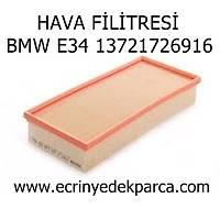 Bmw 5 Seri E34 Kasa Hava Filtresi