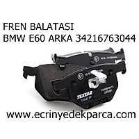 Bmw 5Seri E60 Kasa Fren Balatasý Arka