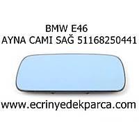 Bmw 3Seri E46 Kasa Ayna Camý Sað