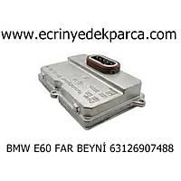 Bmw E60 Kasa Xenon Far Beyni