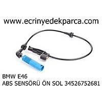BMW E46 SENSÖR ABS ÖN SOL 34526752681