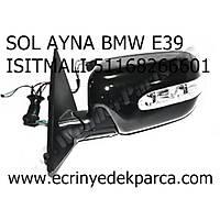 Bmw E39 Kasa Sol Ayna Isýtmalý Camsýz