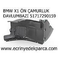 Bmw X1 E84 Çamurluk Davlumbazý Ön Sol