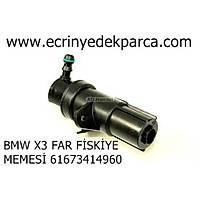 BMW X3 FAR FÝSKÝYE MEMESÝ 61673414960